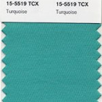 No, not this teal, though it is awfully close to the Emerald, which IS a spring color.